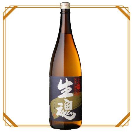 生魂 1800ml 【出水酒造株式会社】