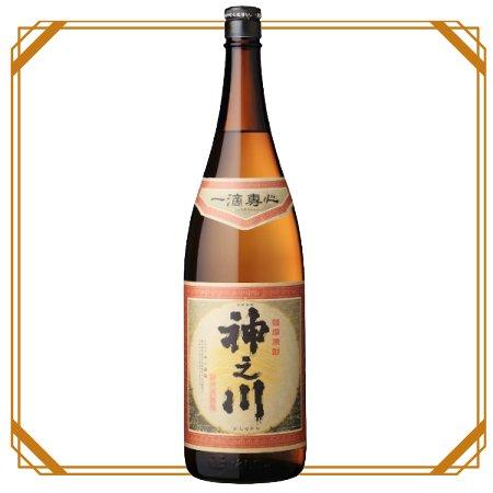 神之川 1800ml 【有限会社神川酒造】