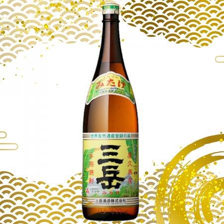 三岳 1800ml 【三岳酒造】