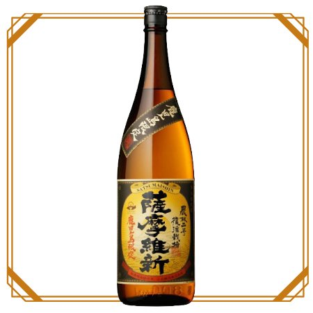 薩摩維新 1800ml 【小正醸造】