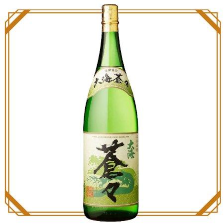 大海蒼々 1800ml 【大海酒造】