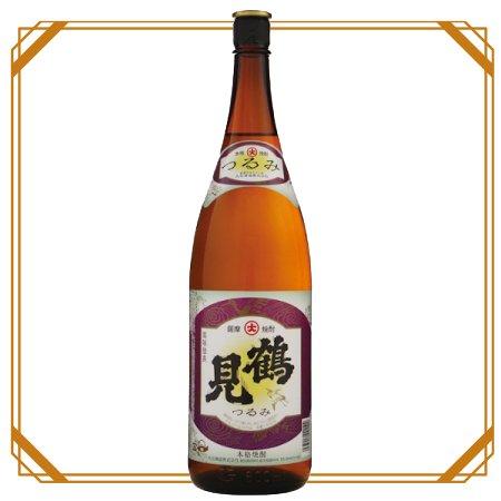 鶴見 1800ml 【大石酒造】