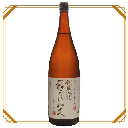鉄腕伝説稲尾和久 1800ml 【吹上焼酎株式会社】