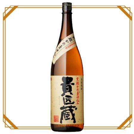 貴匠蔵 1800ml 【本坊酒造】
