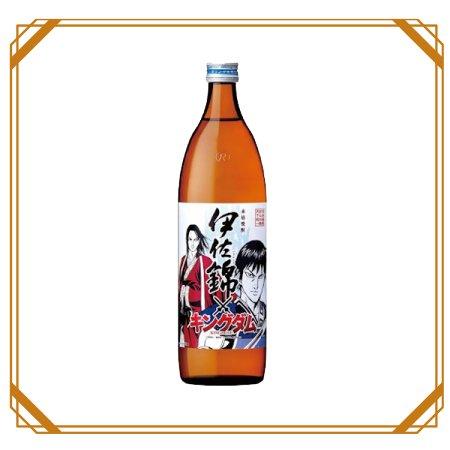 伊佐錦キングダム900ml 焼酎 【大口酒造】