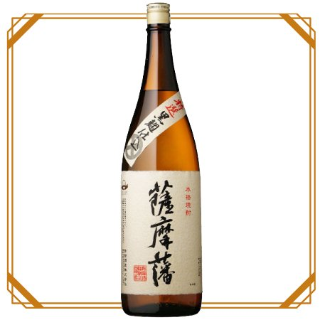 薩摩藩 1800ml 【指宿酒造】