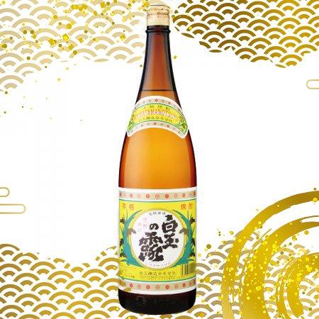 白玉の露 1.8L 【白玉醸造株式会社】