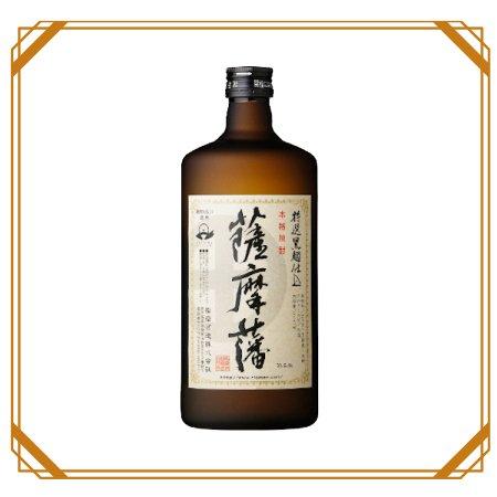薩摩藩 720ml 【指宿酒造】