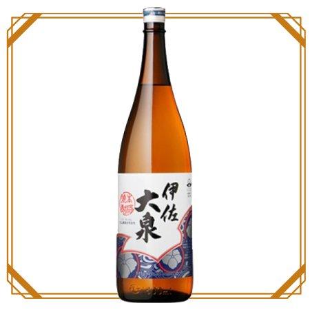 伊佐大泉 1800ml 【大山酒造】