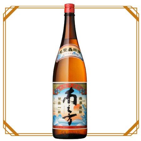 南之方 (ミナンカタ)1800ml 【薩摩酒造】