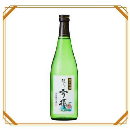越乃雪椿花 720ml  【雪椿酒造】