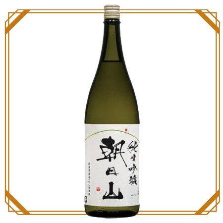 朝日山 純米吟醸 1800ml  【朝日酒造】