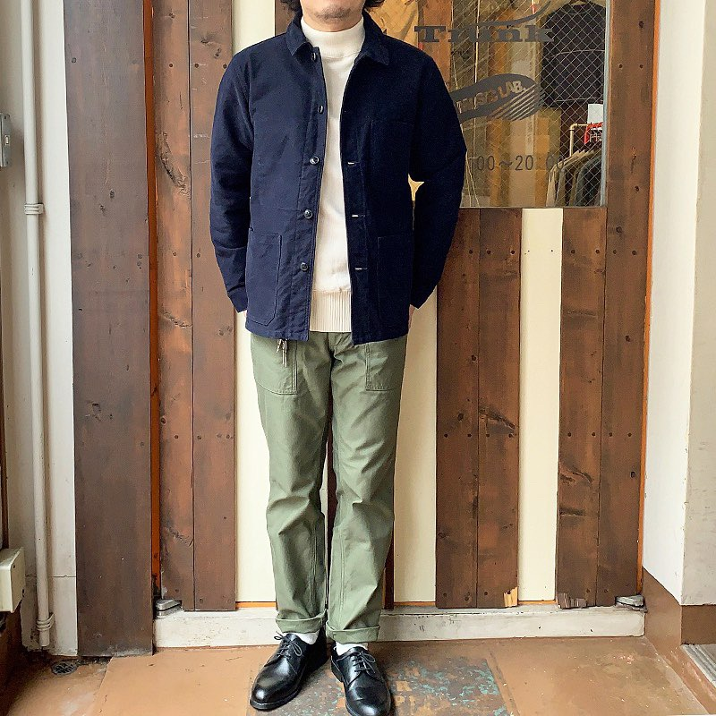 FOB FACTORY French Moleskin Jacket