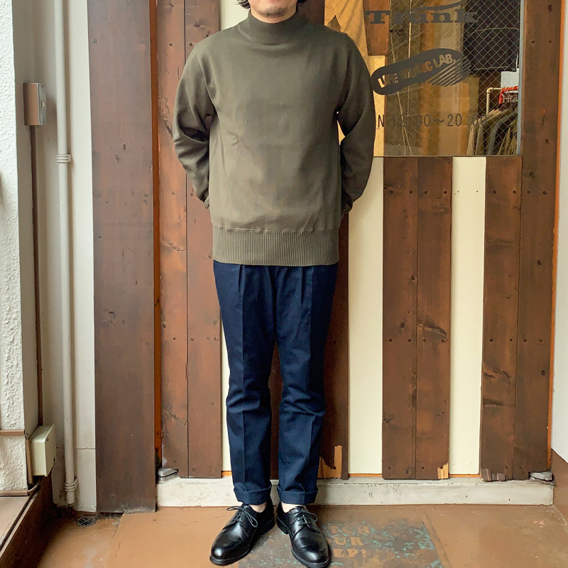 Workers(K&T H MFG Co.) USN Cotton Sweater