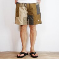 ALDIES<br/>King Patchwork PT(Beige)