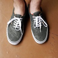 Vans<br/>ERA 59 WASHED HERRINGBONE(GRAPE LEAF)