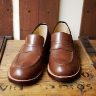 UNITED LOT.<br/>Penny Loafer(Brown)