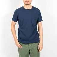 Workers(K&T H MFG Co.)<br/>Pocket-T, Crew Neck(Navy)