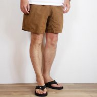GO HEMP<br/>HEMP JAM SHORTS / H/C WEATHER (MAPLE BROWN)