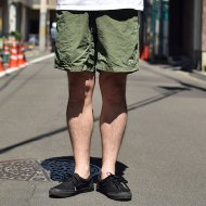 GO HEMP<br/>HEMP JAM SHORTS / H/C WEATHER (ARMY GREEN)