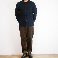 FOB FACTORY<br/>French Moleskin Jacket(Navy)
