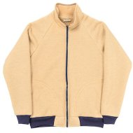 Workers(K&T H MFG Co.)<br/>Sliver Fleece Jacket, Beige