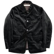 Workers(K&T H MFG Co.)<br/>Boardwalk Jacket, Black Corduroy