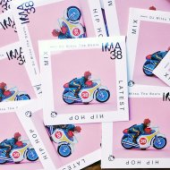 mixed by DJ Mitsu the Beats - IMA#38 [アイマ]