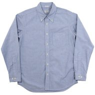 Workers(K&T H MFG Co.)<br/>Modified BD, 2020, Blue Supima Oxford
