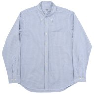 Workers(K&T H MFG Co.)<br/> Modified BD, 2020, Blue Stripe Supima Oxford