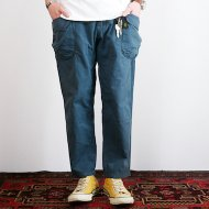 GO HEMP<br/>HEMP UTILITY PANTS/H/C WEATHER (ATLANTIC BLUE)