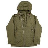 Workers(K&T H MFG Co.)<br/> N-2 Parka Mod,Light Weight Cotton Ventile, Khaki