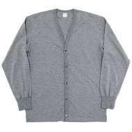 Workers(K&T H MFG Co.)<br/> 3 PLY Cardigan, C Grey