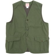 Workers(K&T H MFG Co.)<br/> Cruiser Vest, Reversed Sateen, Reactive dyeing, OD