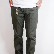 FOB FACTORY<br/>HERITAGE CHINO TROUSERS(OLIVE)