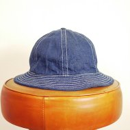 FOB FACTORY<br/>DENIM RAILMAN HAT