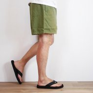 GO HEMP<br/>WEATHER HEMP JAM SHORTS (ARMY GREEN)
