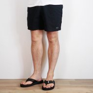GO HEMP<br/>WEATHER HEMP JAM SHORTS (BLACK)