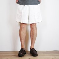 【DEADSTOCK】Italian Military Gurkha Shorts(イタリア軍 グルカショーツ ホワイト デッドストック)