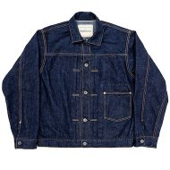 Workers(K&T H MFG Co.)<br/>Denim Jacket, 10.5 oz Right Hand Denim, OW
