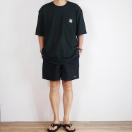 CARHARTT<br/>WORK WEAR POCKET TEE(Black)