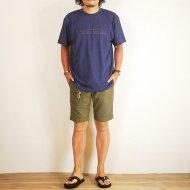 TRUNKロゴTシャツ(Indigo×Indigo)