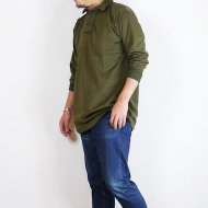 【デッドストック】80s US Military SLEEPING SHIRT Heat Retentive