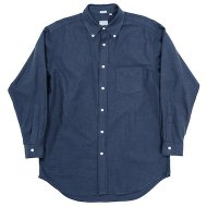 Workers(K&T H MFG Co.)<br/> Big BD, Brushed Twill, Navy