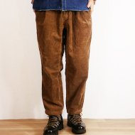 GO HEMP<br/>ONE TUCK ACTIVE PANTS (COFFEE)