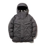 NANGA<br/>MOUNTAIN BELAY COAT / マウンテンビレーコート(GRAY)