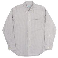 Workers(K&T H MFG Co.)<br/> Modified BD, Brown Stripe Supima OX