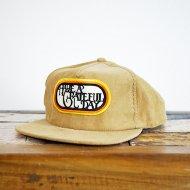 HAVE A GRATEFUL DAY<br/>GRATEFUL DAY CORDUROY CAP -SF LOGO(BEIGE)