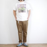 HAVE A GRATEFUL DAY<br/>YH×GRATEFUL DAY T-SHIRT -GRAFFITI(WHITE)