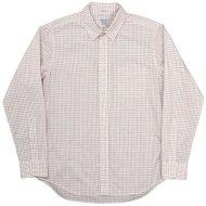 Workers(K&T H MFG Co.)<br/> Modified Regular Collar Shirt, Poplin, Tettersall
